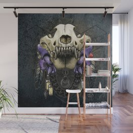 Let Us Prey: The Wolf Wall Mural