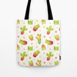 Catcus Tote Bag