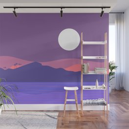 Tropical Landscape 03 Wall Mural