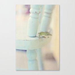 Lizard! Canvas Print