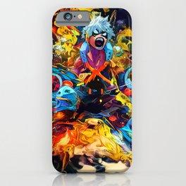 Explosion hero iPhone Case
