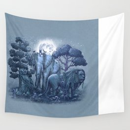 Stone Garden Wall Tapestry