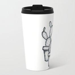 Mini Cactus Travel Mug