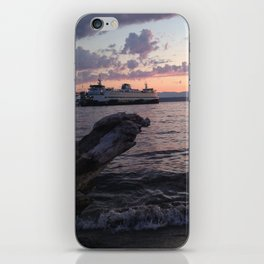 Ferry Time iPhone Skin