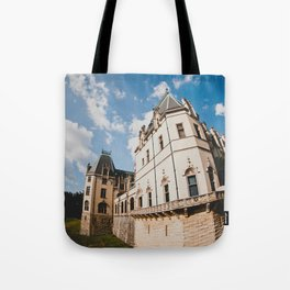 Biltmore Under Blue Skies Tote Bag