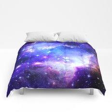 Galaxy Blue Comforters