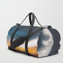 Morocco's desert Duffle Bag