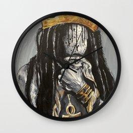 Naturally King V Wall Clock