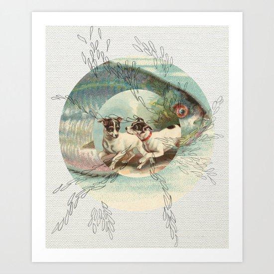 Of the Ocean Art Print