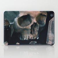 alchemy iPad Cases featuring Darkest alchemy by Aderhine