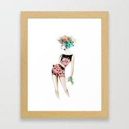 Jigglypuff Framed Art Print