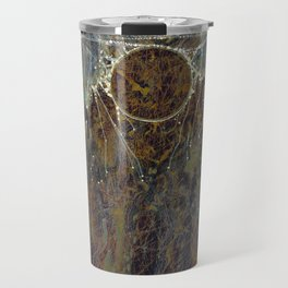 Nebulous Portal Emergence (Electric Gateway) Travel Mug