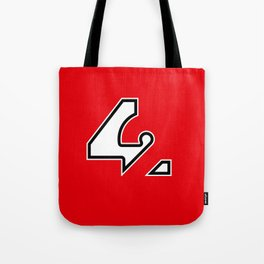 42 Forty two Tote Bag