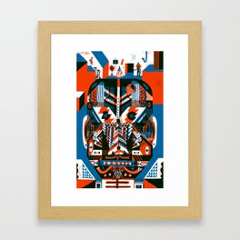 Homunculus Framed Art Print