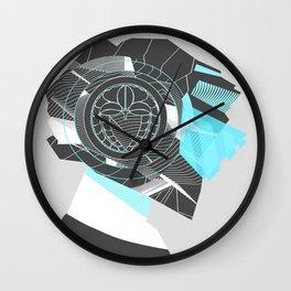 Motor Wall Clock