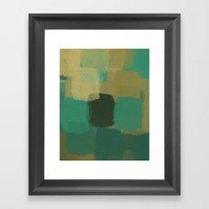 Just Watch Framed Art Print