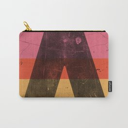 A minimal graphic design artwork Carry-All Pouch