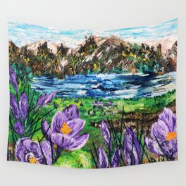 Rebirth Wall Tapestry