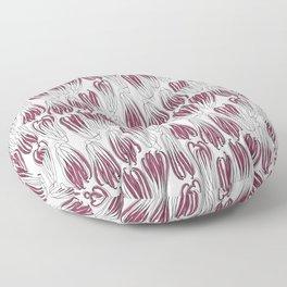 radicchio Floor Pillow