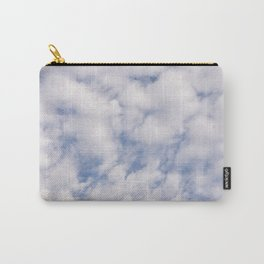 Strato Cumulus Clouds Carry-All Pouch