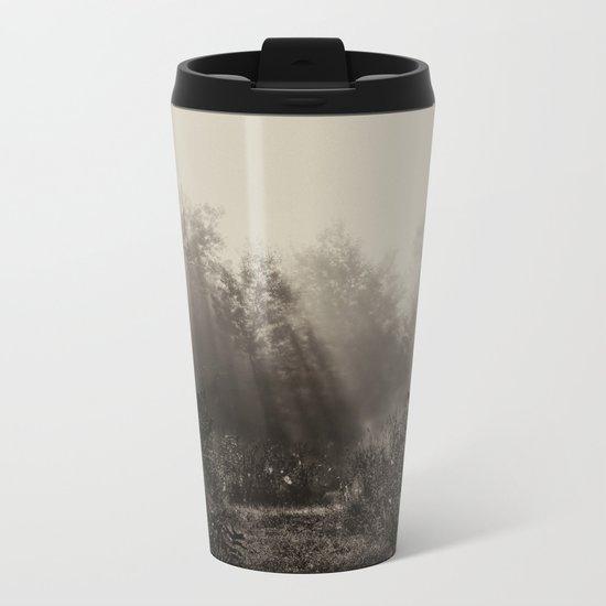 Light Metal Travel Mug