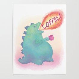 Mornings Poster