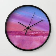 Improvisation 41 Wall Clock