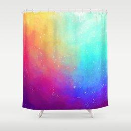 Galaxy Sky Shower Curtain