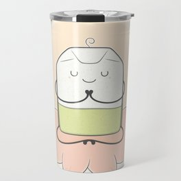 very zen green tea Travel Mug