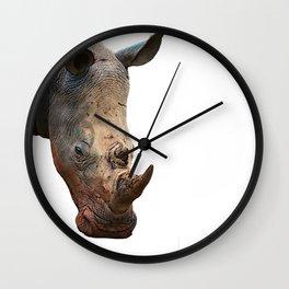 Sneak Peek - Rhino Wall Clock