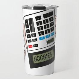 Calculation Travel Mug