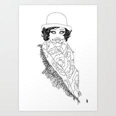 alex today Art Print