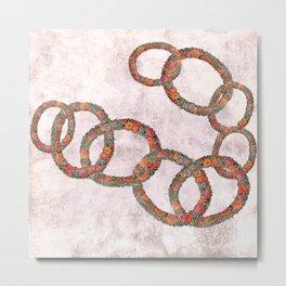 Chained II Metal Print