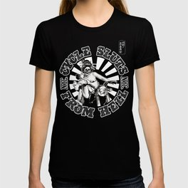 """""""CYCLE SLUTS FROM HELL EXPEDITION"""" T-shirt"""