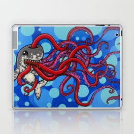 The Enigma of a Full Belly Laptop & iPad Skin