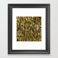 The forest. Framed Art Print