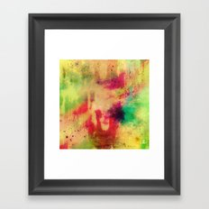 We Are The Brightest Framed Art Print