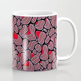Organic Extrusion Colorways Coffee Mug