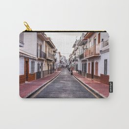 Cloudy Day, Nerja Carry-All Pouch