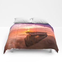 The Best Sunset Comforters