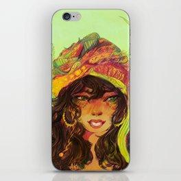 Brasil Girl iPhone Skin