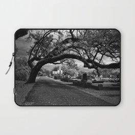 Treeful Cementery Laptop Sleeve