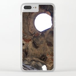 The world of stone 2: Gothic heaven Clear iPhone Case