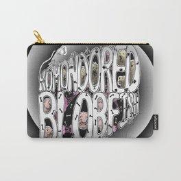 Komondored Blobfish Logo Carry-All Pouch