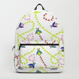 Whimsy Bugs Backpack