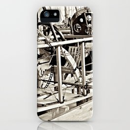 Aviation Science iPhone Case