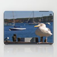 maine iPad Cases featuring Maine Local by Catherine1970