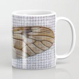 C'est folie de vouloir voler sans aile (It's crazy to want to fly without a wing) Coffee Mug