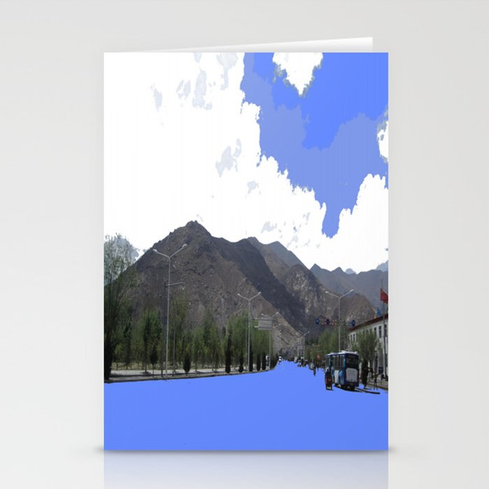 Lots Of Fresh Air Stationery Cards