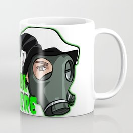 """Show your support """"Nothing Normal Here Logo"""" Coffee Mug"""